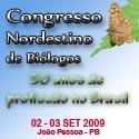 Divulgacao do Congresso Nordestino de Biologos - Congrebio 2009