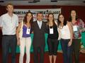 Biólogos Alexandre Jost, José Roberto Feitosa Silva, Cristiane Farrapeira e congressistas.