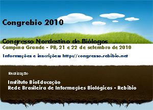 Congresso Nordestino de Biologos