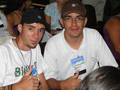 Congressistas no Congresso Nordestino de Biólogos - Congrebio 2010.
