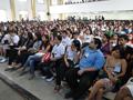 Congressistas assistindo a palestra proferida pelo Biólogo Francisco José Pegado Abílio.